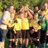 Gylemuir football winners 2016