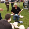 St Johns CPR Demonstration