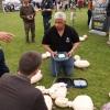 St Johns CPR Demonstration